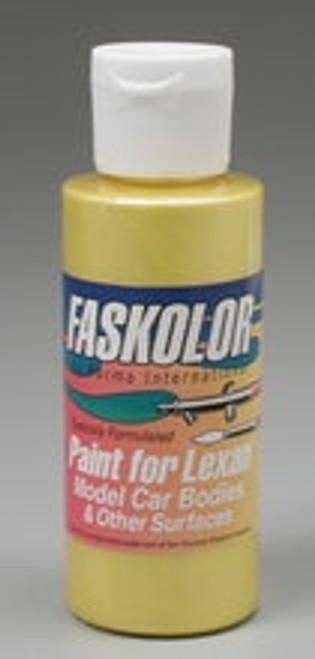 PARMA PSE Fasescent Yellow Faskolor Lexan Body Paint (2oz)