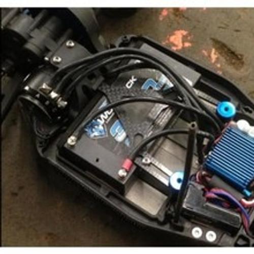 SCHELLE B5M Carbon Battery Strap (SCH1088)