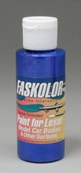 PARMA PSE Fasescent Blue Faskolor Lexan Body Paint (2oz)