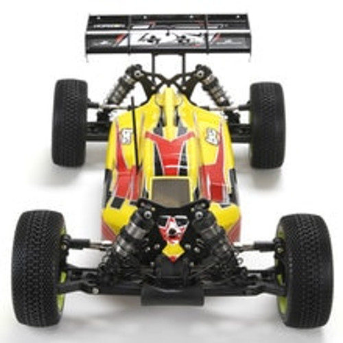 LOSI 8IGHT-E 1/8 4WD Electric Brushless Buggy RTR w/DX2E 2.4GHz Radio & AVC (LOS04003)