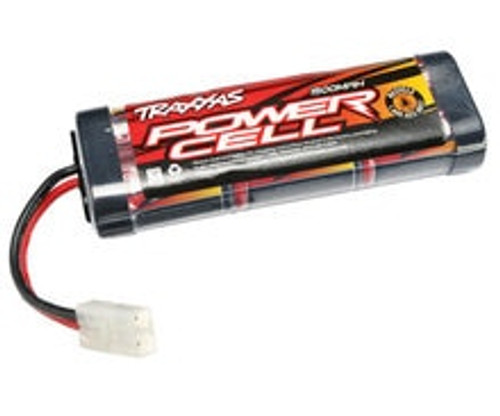 TRAXXAS BATTERY-POWER CELL 1700MA (NIMH, 6-C STICK) W/STD CONNEC TOR (TRA2919)