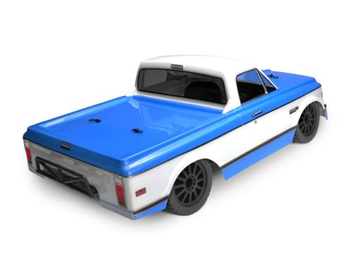 """JCONCEPTS Slash 4x4 """"Scalpel"""" 1972 Chevy C10 Body"""