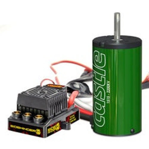 CASTLE CREATIONS 1/8 Sidewinder ESC 1515B-2200Kv Motor (CSE010013900)