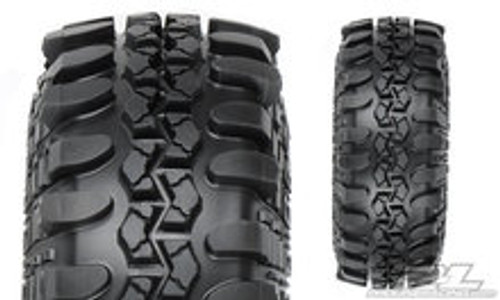 PROLINE Interco TSL SX Super Swamper 2.2 Crawler Tire w/Memory Foam (2) (G8) (PRO1166-14)