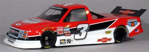 MCALLISTER 2014 CHEVY NASTRUCKS BODY (MCA301)