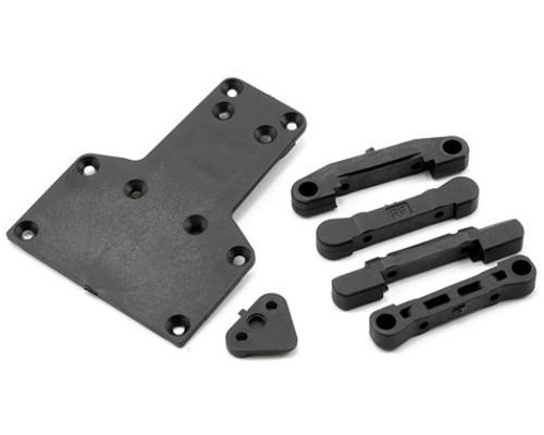 KYOSHO Carbon Composite Rear Chassis Plate (RB5) (KYOUMW505B)