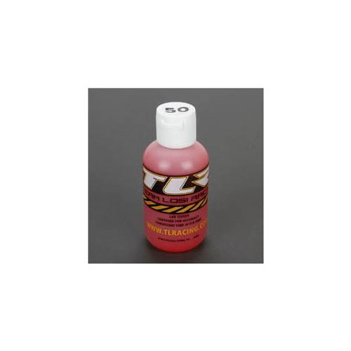 TLR Silicone Shock Oil (50wt) (4oz)