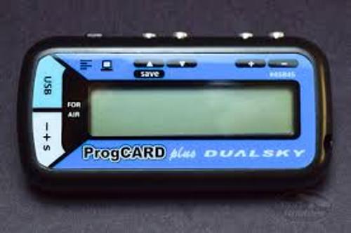 DUALSKY ProgCARD Plus ESC Programmer (DS45844)