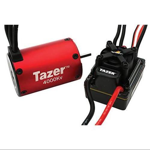 DYNAMITE Tazer 1/10 4 pole 4000Kv ESC/Motor Combo