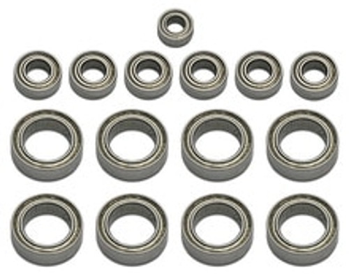 TEAM ASSOCIATED RC18T2 BEARING SET (ASC21330)