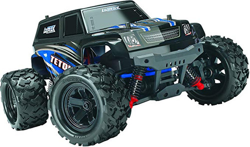 TRAXXAS LaTrax Teton 1/18 4WD Brushed RTR Truck w/2.4GHz Radio, 7.2V Battery & Charger