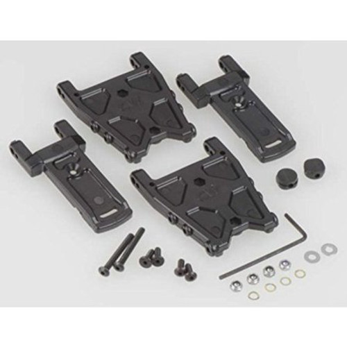 CUSTOM WORKS Adjustable Toe Rear A-Arms Standard (CSW3242)