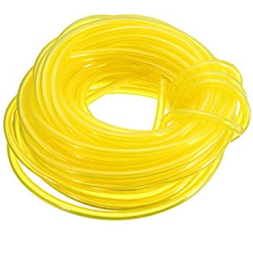 RACERS EDGE SILICONCE FUEL LINE - YELLOW - 1FT (RCE3600Y-1)