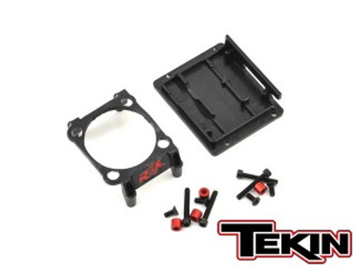 TEKIN RSX Fan Shroud, Bottom, Screws (8) (TT3834)