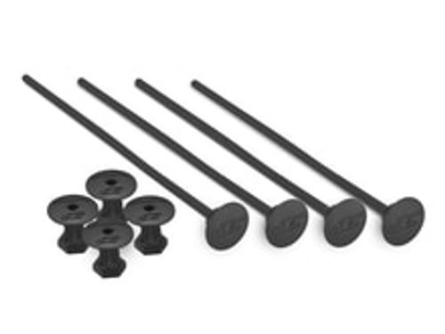 JCONCEPTS 1/10 Scale Off-Road Tire Stick - Black (4)