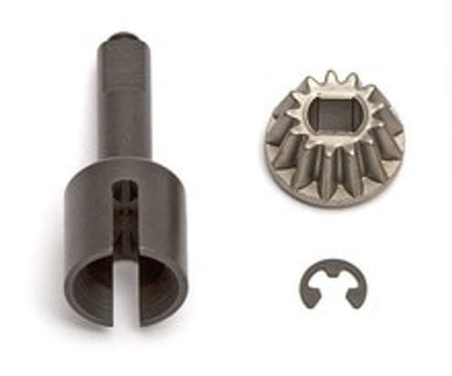 Team Associated DIFF PINION GEAR & SHAFT (ASC25595)