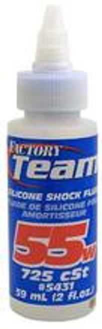 Team Associated Silicone Shock Oil (2oz) (55wt)