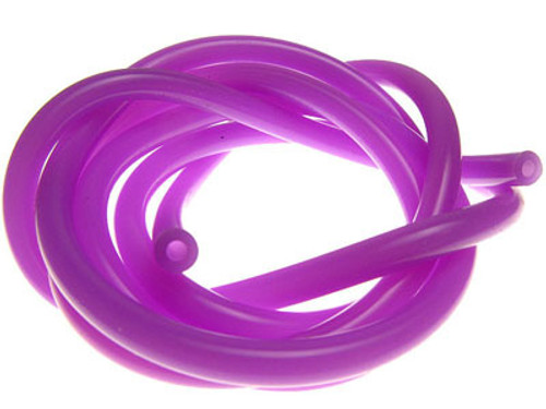 RACERS EDGE SILICONE FUEL LINE - PURPLE - 1FT (RCE3600P)