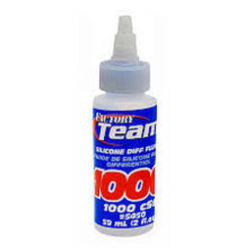 TEAM ASSOCIATED Silicone Differential Fluid (2oz) (1,000cst) (ASC5450)