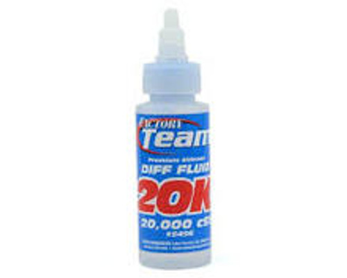 TEAM ASSOCIATED Silicone Differential Fluid (2oz) (20,000cst) (ASC5456)