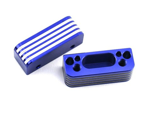 KYOSHO Special Blue Anodized Engine Mount (KYOIFW102)