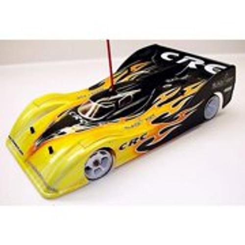 Calandra Racing Concepts 1/12 Black Market Clear Body from Black Art