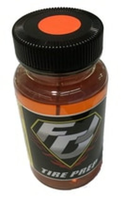 FDJ MOTORSPORTS Tire Traction/Tire Conditioner - Foam Formula (Orange Dot)