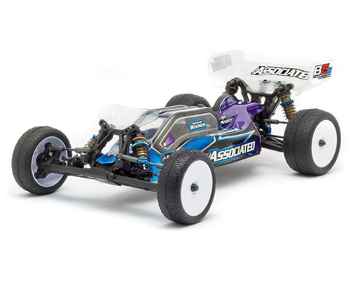 TEAM ASSOCIATED RC10 B5M Champions Edition Mid Motor 2WD Competition Electric Buggy Kit (ASC90002)