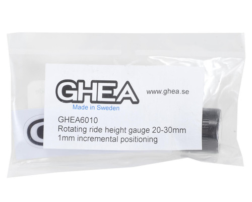 GHEA Ride Height Gauge (Black) (20-30mm)