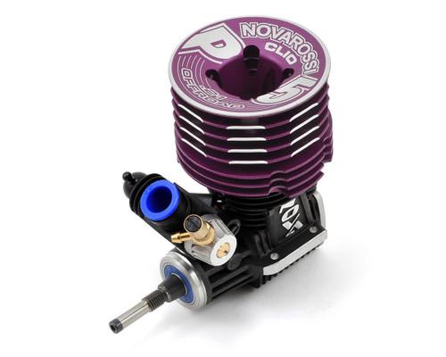 NOVAROSSI CLIO P5 Tuned 5 Port Long Stroke .21 Off Road Engine (Turbo Plug) (Steel Bearing) (NVRCLIOP5)