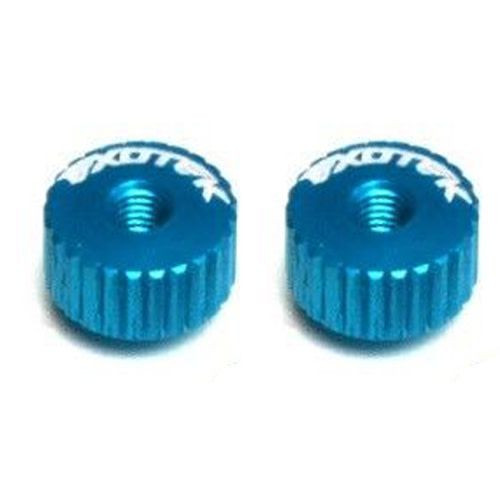 EXOTEK M3 Twist Nut (Light Blue)