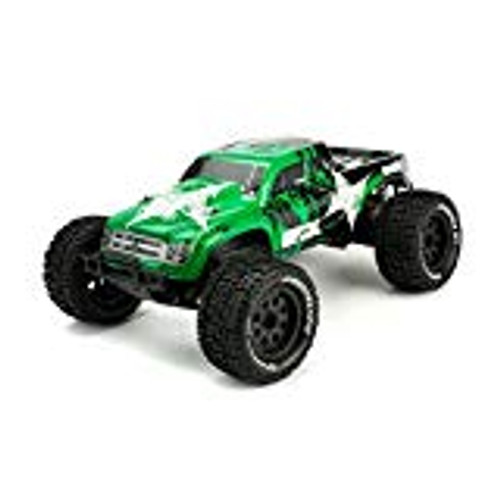 ECX Ruckus1:10 2wd Monster Truck (Green/Black) RTR