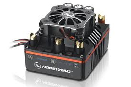 Dualsky XC850TF ESC Competition 150A Sensored Brushless ESC for 1/10 and 1/12 Scale Vehicles (XC850TF)