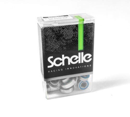 SCHELLE TLR 22 3.0 Titanium Upper Screw Set (SCH1118)