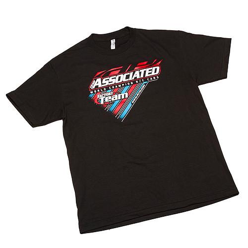 TEAM ASSOCIATED 2015 Worlds T-Shirt (Black) - Small (ASCSP15S)