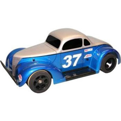 RJ SPEED RC Legends 37F Coupe Body