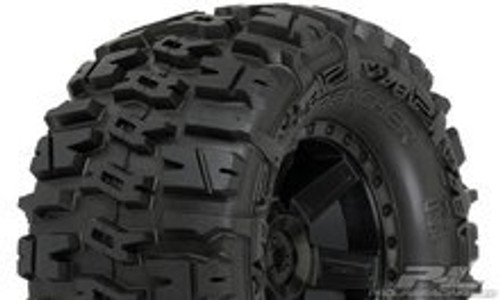 PROLINE Trencher 2.8 30 Series w/Desperado Electric Rear Wheels (2) (Black) (M2)