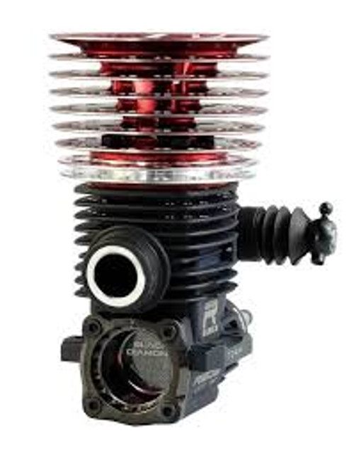 REDS RACING R7 Evoke v3.0 - 7 Port - .21 Off-road Engine - w/HCX Carb / GEN2 Venturi (R7E3)
