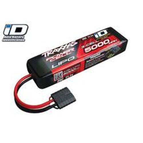 "TRAXXAS 3S ""Power Cell"" 25C LiPo Battery w/iD Traxxas Connector (11.1V/5000mAh) (TRA2872X)"