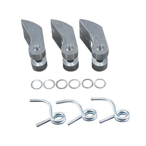 LOSI Aluminum Clutch Shoe & Spring Set (LST, LST2).