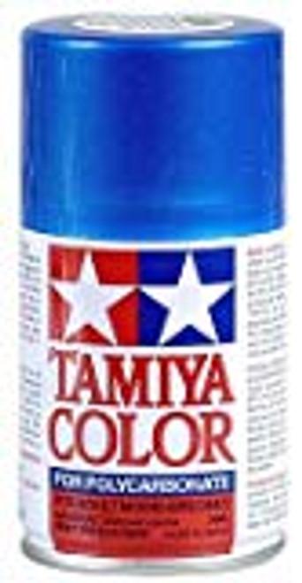 TAMIYA PS-16 Metallic Blue Lexan Spray Paint (3oz) (TAM86016)