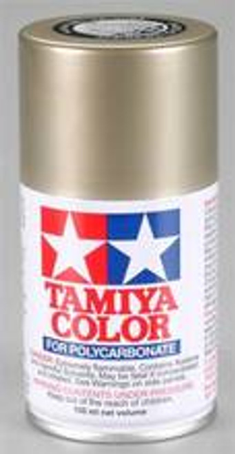 TAMIYA PS-52 Champagne Gold Anodized Aluminum Lexan Spray Paint (3oz) (TAM86052)