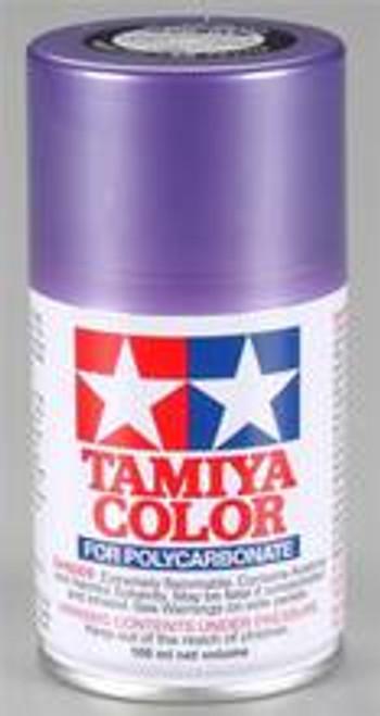 TAMIYA PS-51 Purple Anodized Aluminum Lexan Spray Paint (3oz) (TAM86051)