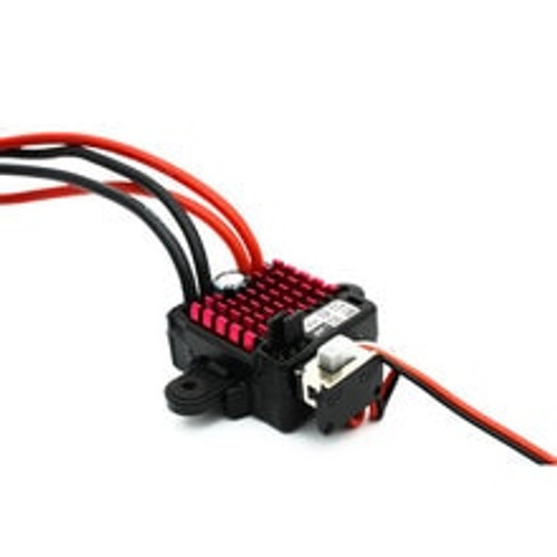 DYNAMITE Waterproof 60A FWD/REV Brushed ESC (DYNS2210)