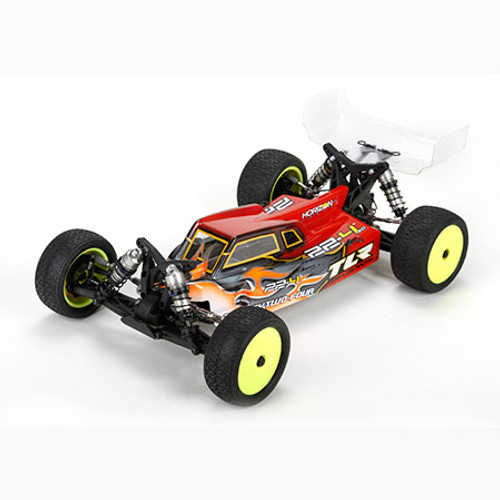 Team Losi Racing 22-4 2.0 Race kit: 1/10 4WD Buggy (TLR03007