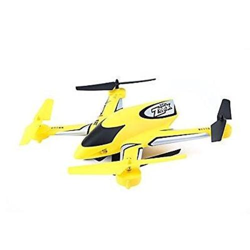 Blade Helis Zeyrok RTF Micro Electric Quadcopter Drone w/HD Camera (Yellow)