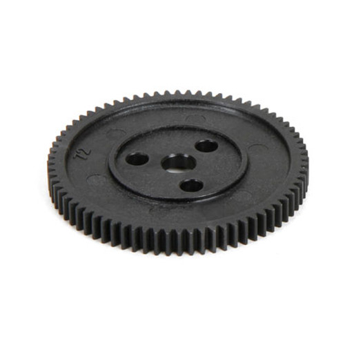 Team Losi Racing 48P Direct Drive Spur Gear (72T) (TLR332048)