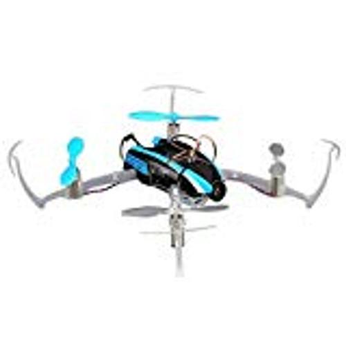 Blade Helis Nano QX FPV RTF Micro Electric Quadcopter Drone w/SAFE & Fat Shark Teleporter V4