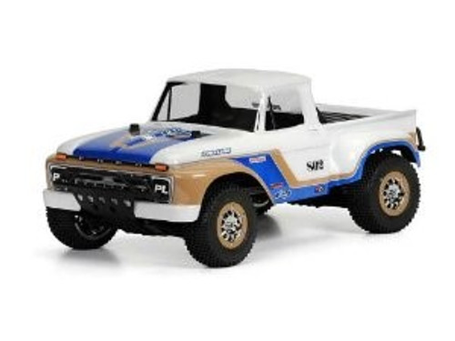 Pro-Line 1966 Ford F-150 Body (Clear)