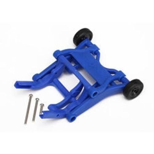 TRAXXAS Wheelie Bar Assembly (Blue) (TRA3678X)